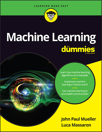 کتاب Machine Learning for dummies