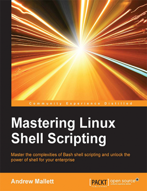 کتاب Mastering Linux Shell Scripting
