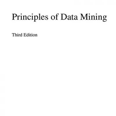 Principles-of-Data-Mining
