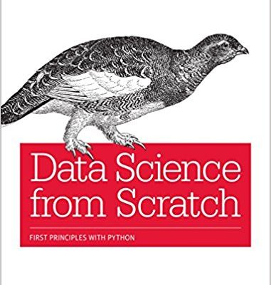کتاب Data Science from Scratch