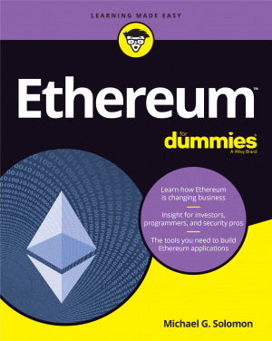 کتاب Ethereum for dummies