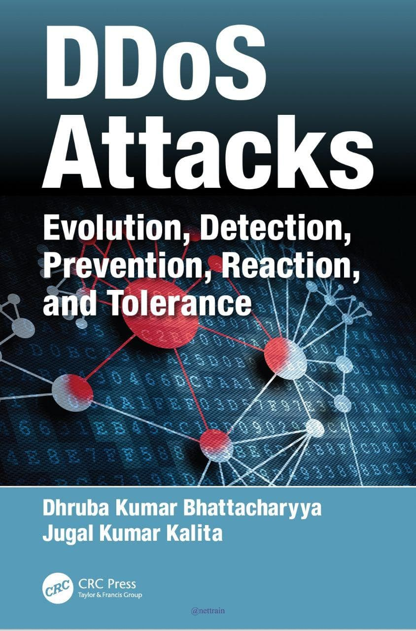DDoS Attacks Book Cover
