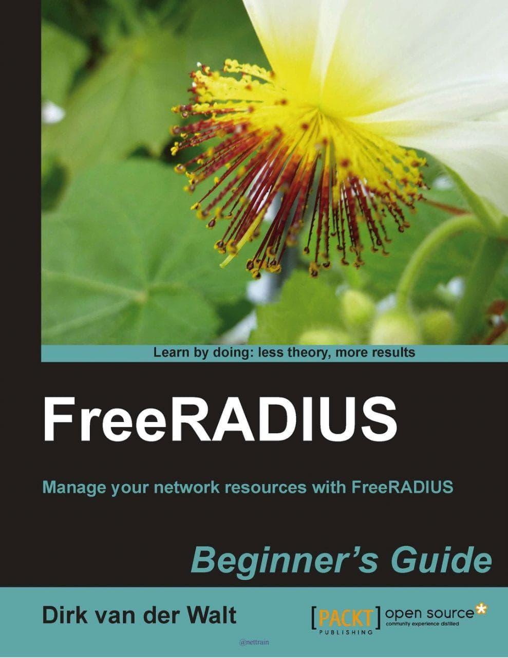 کتاب FreeRADIUS