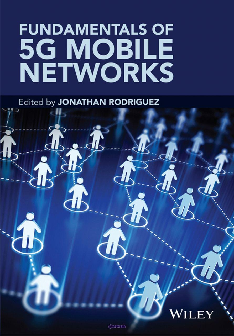 دانلود کتاب Fundamentals of 5G Mobile Networks