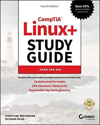 Linux+ Study Guide