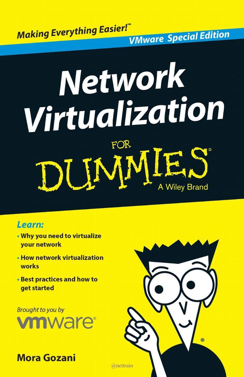 کتاب Network Virtualization