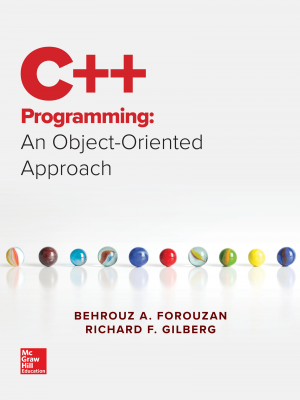 کتاب C++ Programming: An Object-Oriented Approach