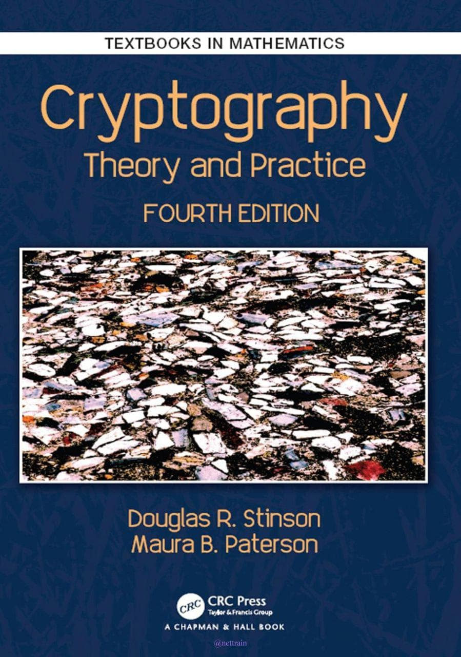 Cryptography Theory and Practice cover
