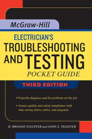 کتاب Electrician's Troubleshooting and Testing Pocket Guide