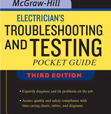 کتاب Electrician's Troubleshooting and Testing Pocket Guide