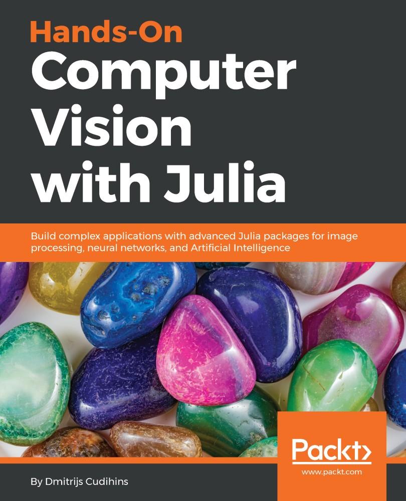 دانلود کتاب Computer Vision With Julia