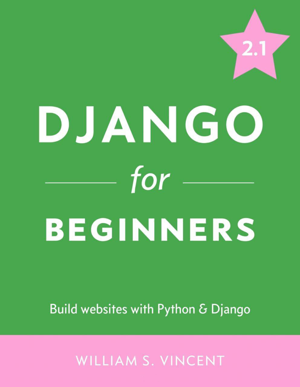 کتاب Django for Beginners