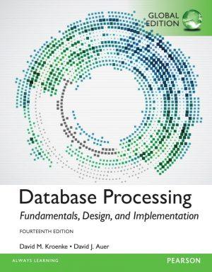 Database Processing کتاب