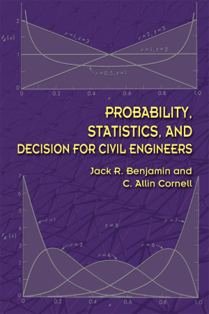دانلود کتاب Probability Statistics and Decision For Civil Engineers