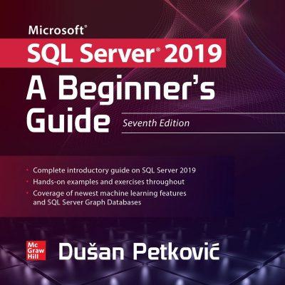 دانلود کتاب SQL Server 2019