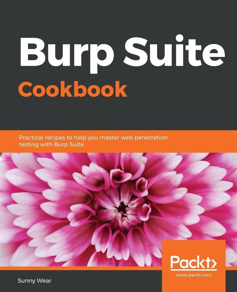 دانلود کتاب Burp Suite Cookbook