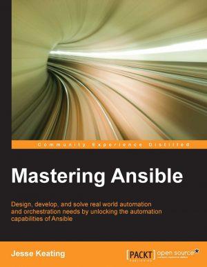 کتاب Mastering Ansible