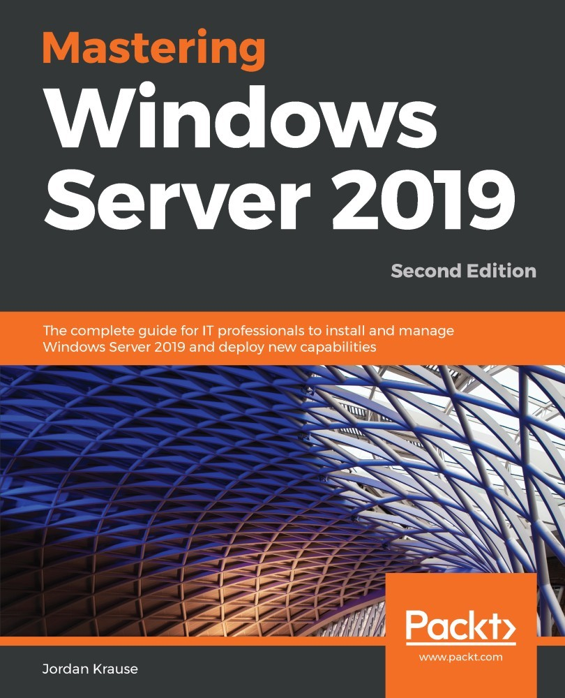 کتاب Mastering Windows Server 2019