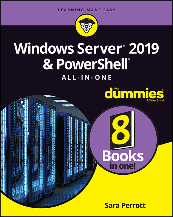 کتاب Windows Server 2019 & PowerShell