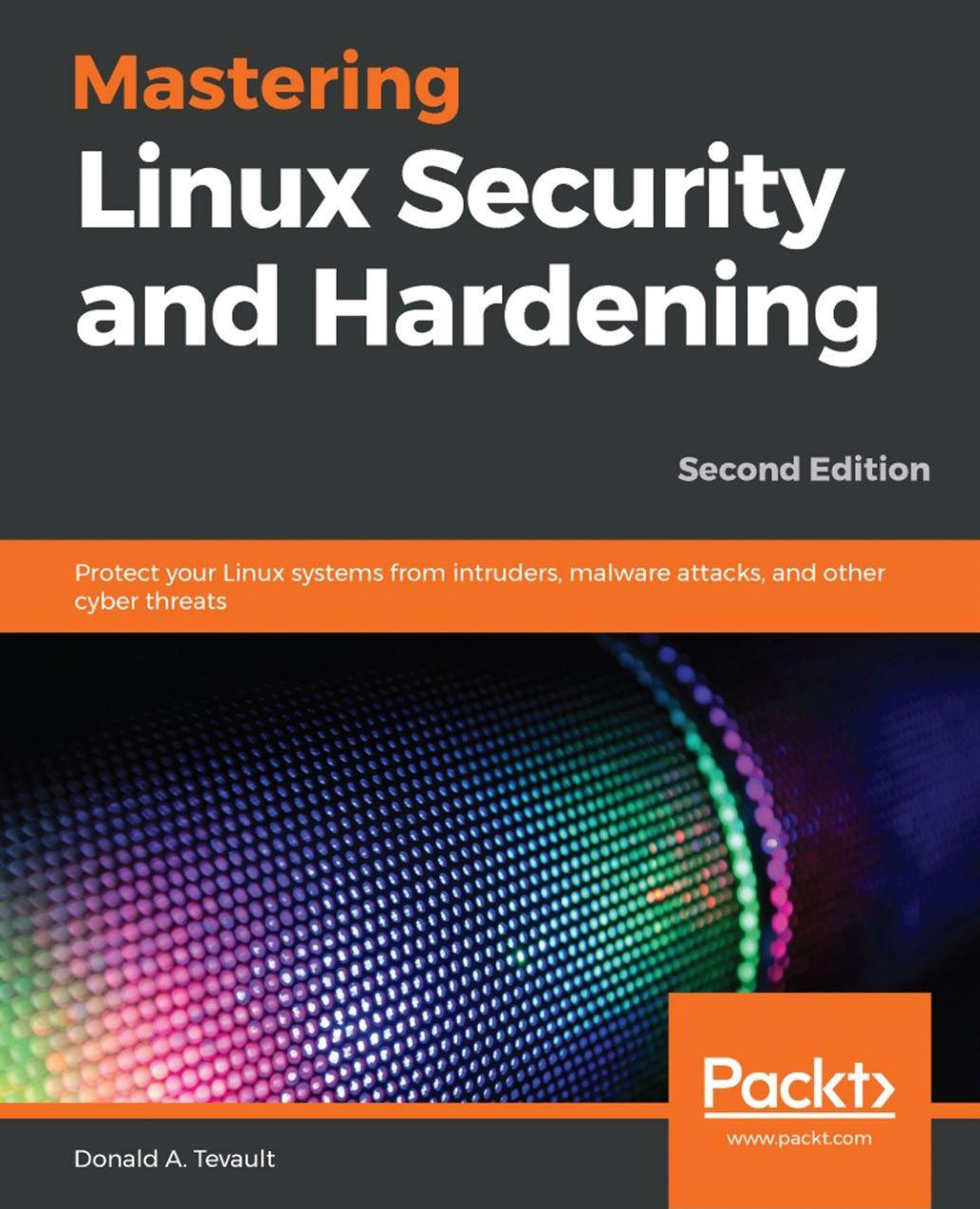 کتاب Mastering Linux Security and Hardening