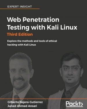 کتاب Web Penetration Testing with Kali Linux