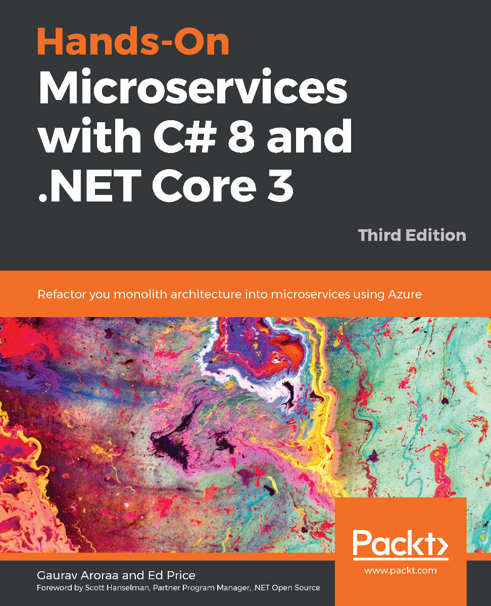 کتاب Hands-on Microservices with C# 8 and .NET Core 3