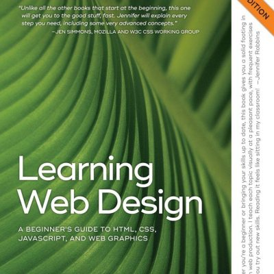 کتاب Learning Web Design