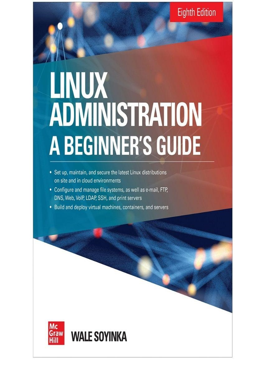کتاب Linux Administration A Beginner's Guide