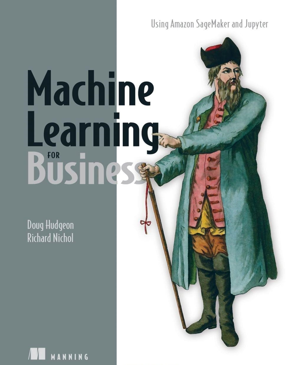 کتاب Machine Learning for Business