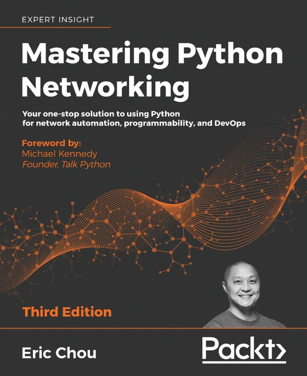 کتاب Mastering Python Networking