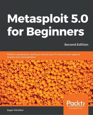 کتاب Metaspolit 5 for Beginners