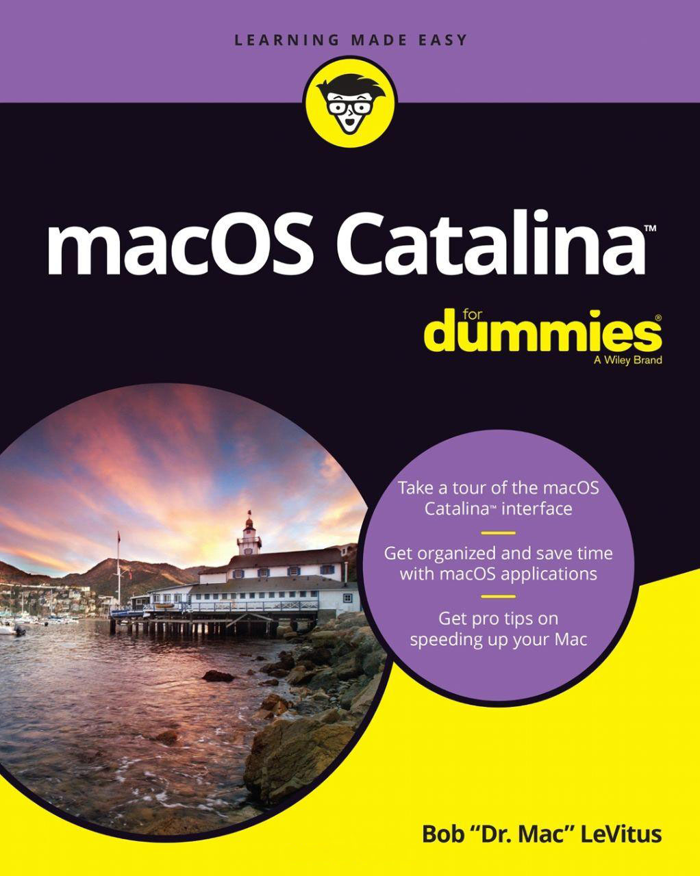 کتاب macOS Catalina for Dummies