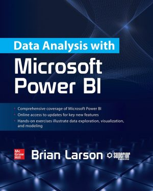 کتاب Data Analysis with Microsoft Power BI
