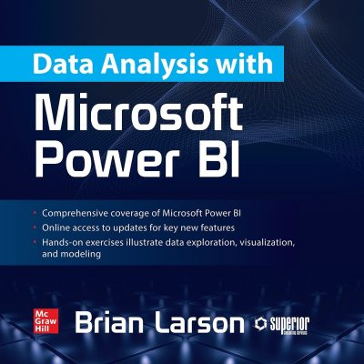 کتاب Data Analysis with Microsoft Power BI