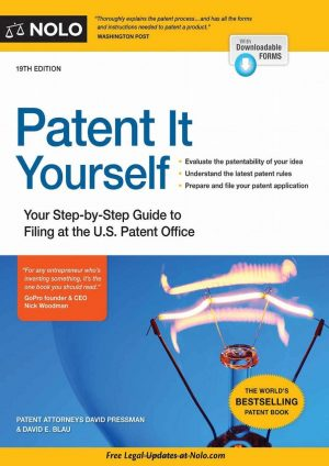 کتاب Patent Yourself