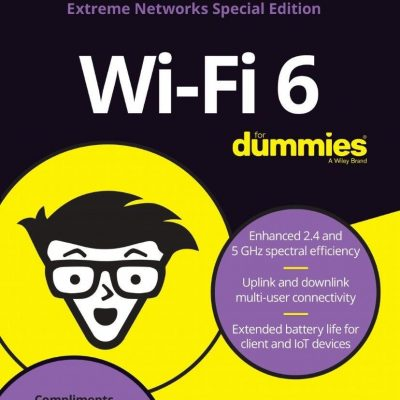کتاب Wi-Fi 6 for dummies
