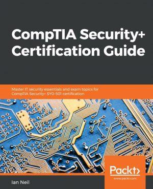 کتاب CompTIA Security+ Certification Guide