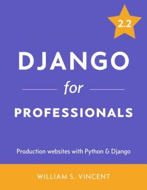 کتاب Django for Professionals