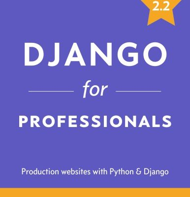 کتاب Django for Professionals