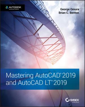 کتاب Mastering AutoCAD 2019 and AutoCAD LT 2019