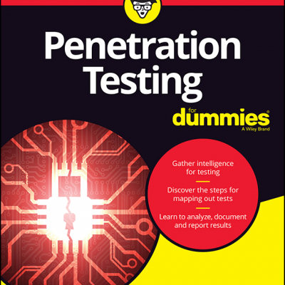 کتاب Penetration Testing For Dummies