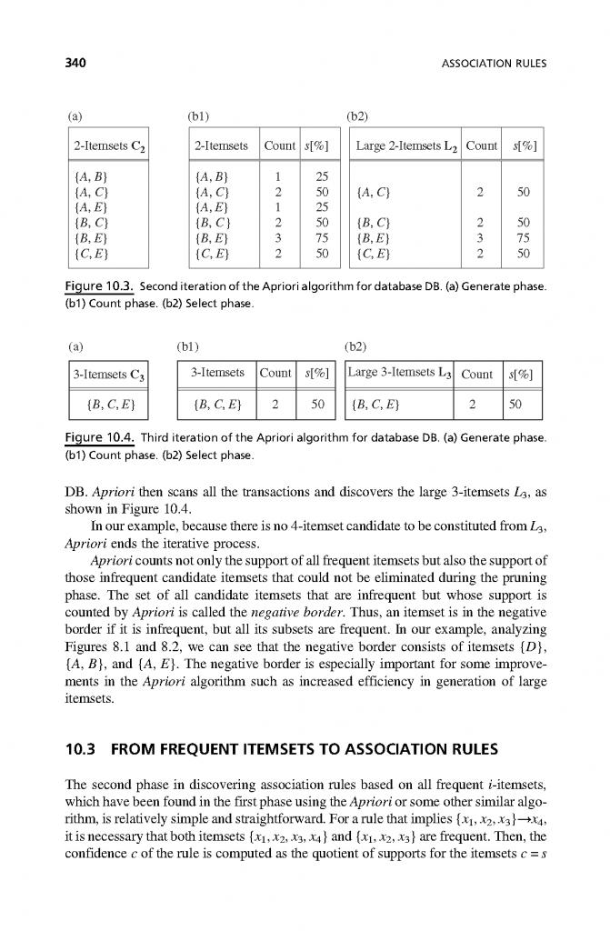 کتاب داده کاوی فصل 10