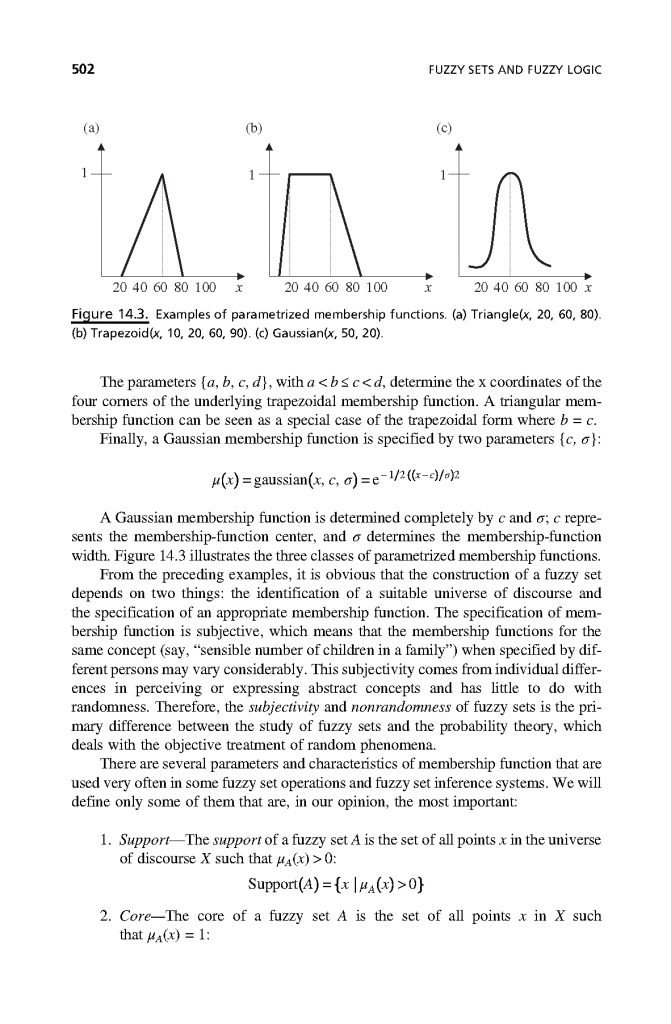 کتاب داده کاوی فصل 14