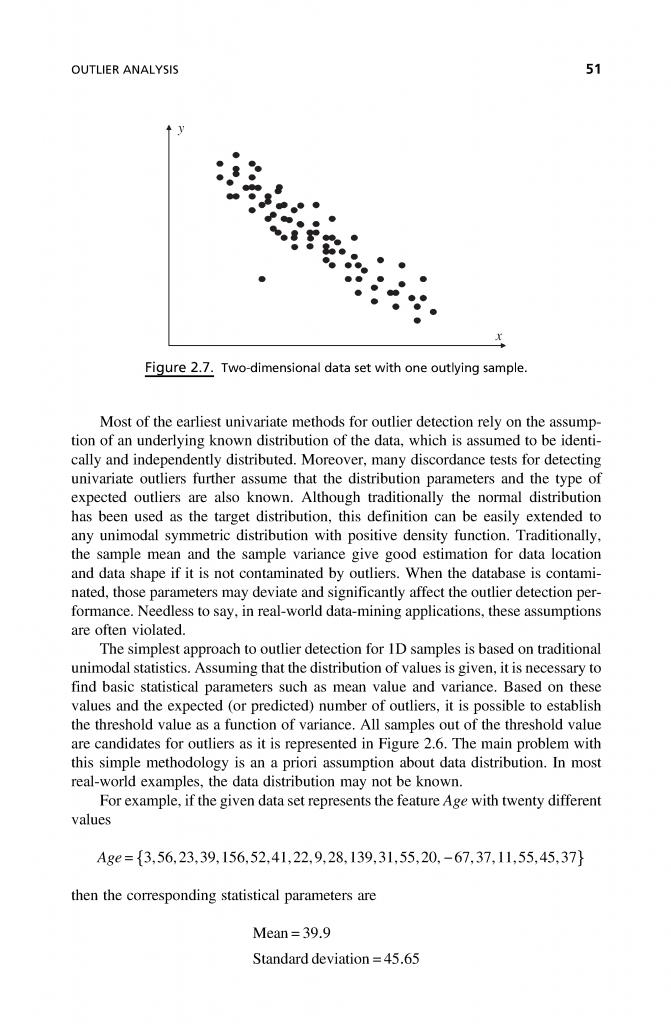 کتاب داده کاوی فصل 2