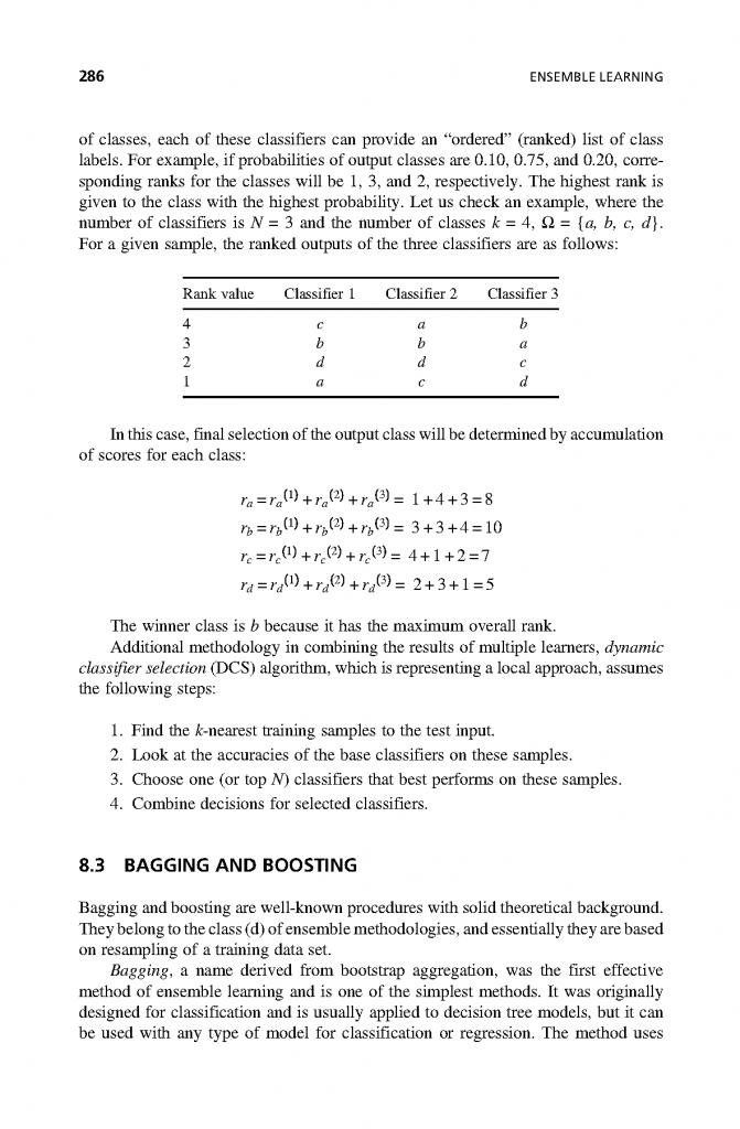کتاب داده کاوی فصل 8
