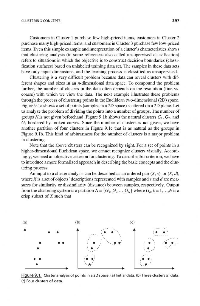 کتاب داده کاوی فصل 9