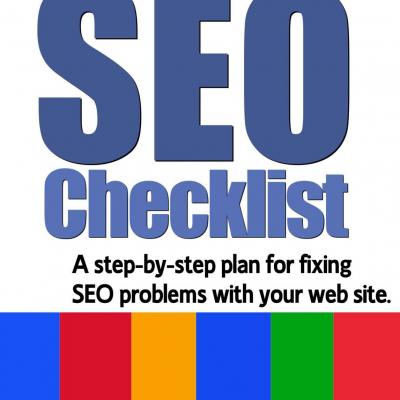 کتاب SEO Checklist