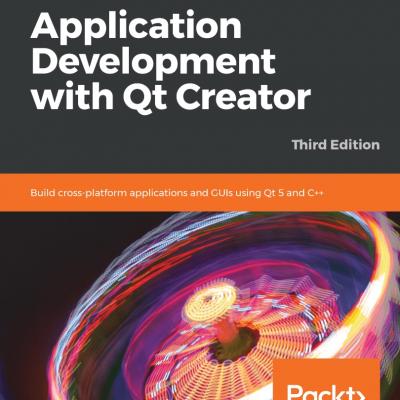 کتاب Application Development with Qt Creator