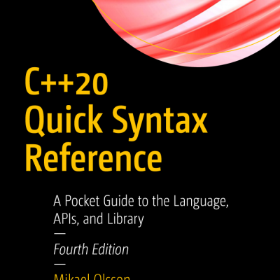 کتاب C++20 Quick Syntax Reference