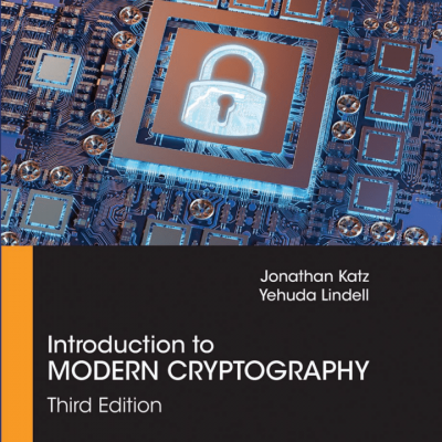 کتاب Introduction to Modern Cryptography